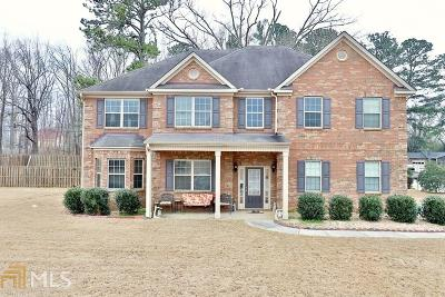 Snellville Single Family Home Under Contract: 3301 Terry Ashley Ln