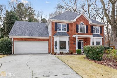 Suwanee Single Family Home For Sale: 4680 Settles Point Rd