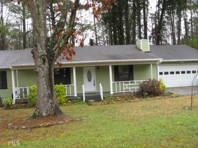Lithonia Single Family Home New: 4414 Housworth Dr