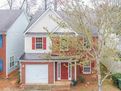 Griffin Single Family Home Under Contract: 808 Crescent Way