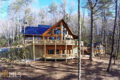Fannin County Single Family Home New: 200 Foxtrot Ln