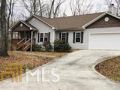 Douglasville Single Family Home For Sale: 5614 Central Church Rd