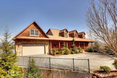 Hiawassee Single Family Home New: 1145 Buckeye Ln