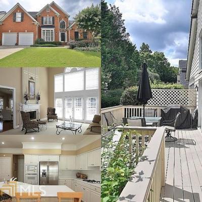 Dunwoody Single Family Home New: 2347 Briarleigh Way