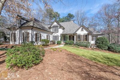 Kennesaw Single Family Home New: 4738 Talleybrook Dr