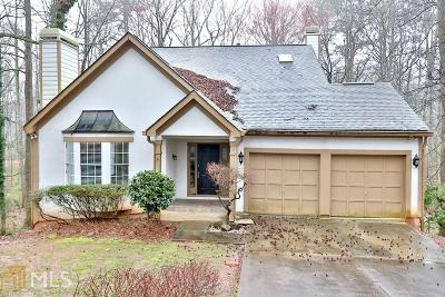 Alpharetta Single Family Home New: 12020 Wallace Woods Ln