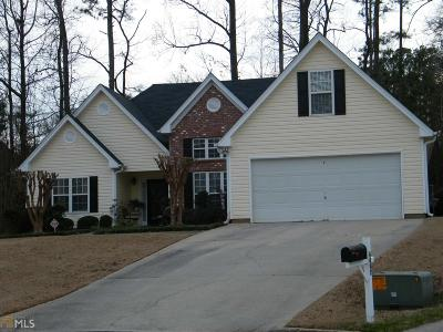 Snellville Single Family Home Under Contract: 4457 Glen Heights Trl