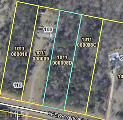 Lagrange Residential Lots & Land New: Deer Pointe Run