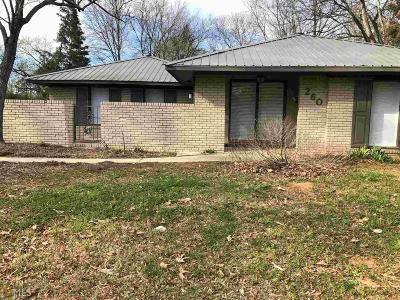 Centerville Single Family Home New: 260 Valencia