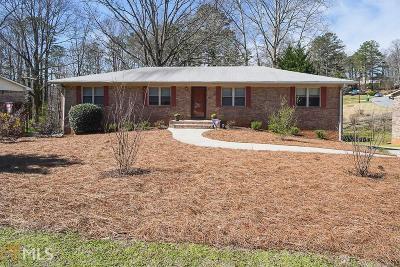 Smyrna Single Family Home New: 4274 Fawn Ln