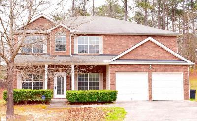 Lithonia Single Family Home New: 7532 Poplar Falls Trl