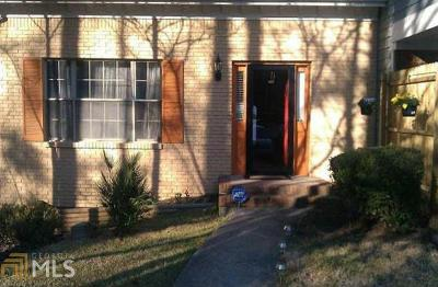 Clayton County Condo/Townhouse New: 7127 Williamsburg Dr