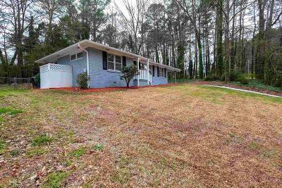 East Point Single Family Home Under Contract: 2198 Dorsey Ave