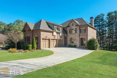 Alpharetta Single Family Home New: 483 McGinnis Way