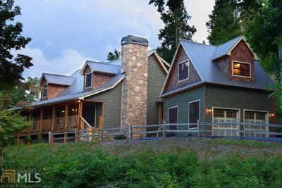 Hiawassee Single Family Home New: 1563 Summit Trl #35