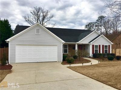 Douglasville Single Family Home Under Contract: 432 Beranda Cir