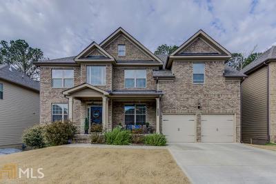 Snellville Single Family Home New: 4215 Trillium Wood Trl