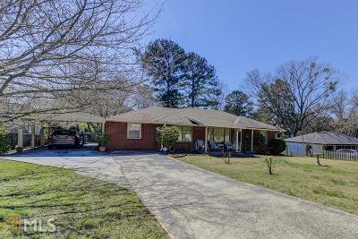 Decatur Single Family Home New: 3029 Anderson Pl