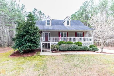 Temple Single Family Home Under Contract: 176 Baskin Heights Path