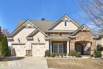 Flowery Branch Single Family Home Under Contract: 7879 Brass Lantern Drive