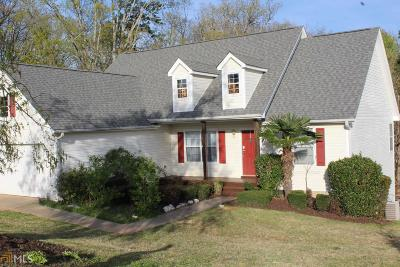 Flowery Branch Single Family Home New: 4823 Daintree Ct
