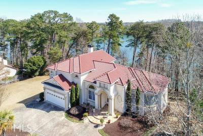 Buford Single Family Home New: 6321 Woodlake Dr