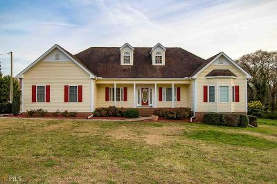 Hart County Single Family Home Under Contract: 74 Meadow Dr