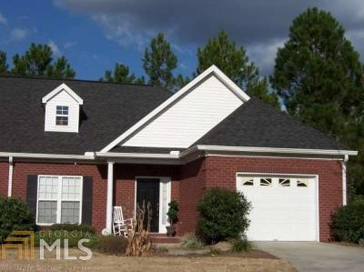Statesboro Condo/Townhouse New: 1117 Golf Club Rd