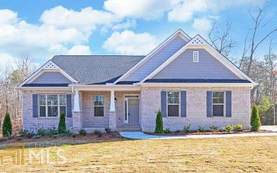 Habersham County Single Family Home New: 153 Abbington Way #36