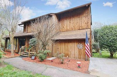 Peachtree City GA Single Family Home Under Contract: $197,000