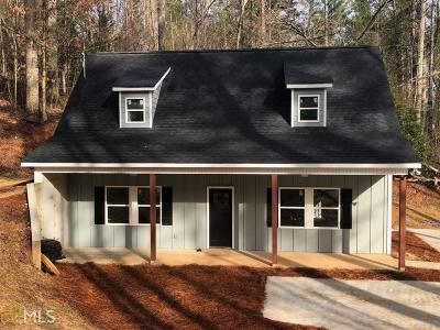 Dahlonega Single Family Home Under Contract: 395 Deerfield Dr