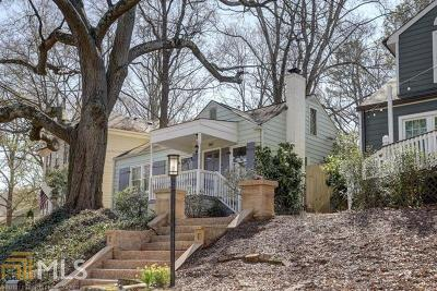 Ormewood Park Single Family Home New: 961 Delaware Ave