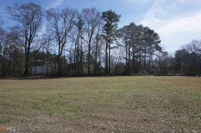 Loganville Residential Lots & Land For Sale: Old Loganville Rd #3