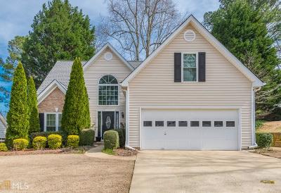 Buford Single Family Home Under Contract: 5415 Lenox Park Pl