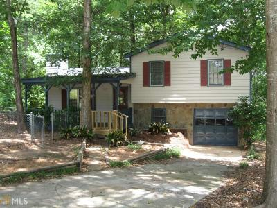 Conyers Single Family Home For Sale: 1405 Cherry Hill Rd