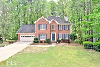 Suwanee Single Family Home New: 2352 Shore View Court