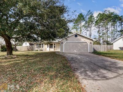 Kingsland GA Single Family Home New: $149,900