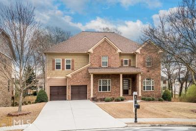 Suwanee Single Family Home New: 765 Morganton Dr
