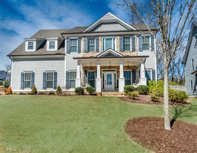 Smyrna Single Family Home New: 401 Downfield Way
