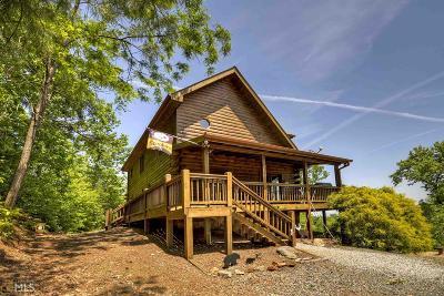 Blue Ridge Single Family Home New: 176 Raintree Bend