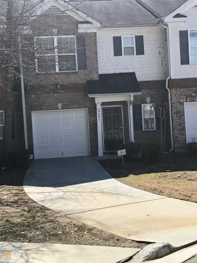 Lithonia Single Family Home New: 6691 Evans