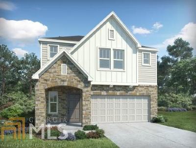 Buford Single Family Home New: 2738 Morgan Spring Trl #84A