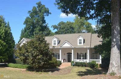Newnan Single Family Home New: 40 The Terrace