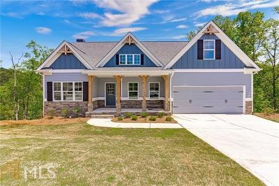 Waleska Single Family Home For Sale: 306 Trappers Bluff