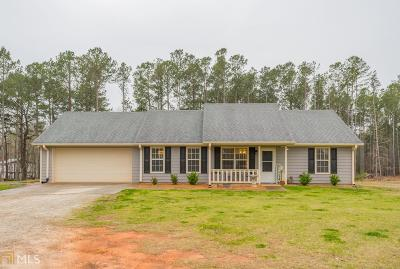 Monroe, Social Circle, Loganville Single Family Home Under Contract: 4841 Partee Trl