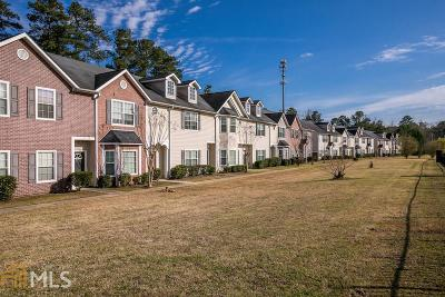Clayton County Condo/Townhouse Under Contract: 8652 Thomas Rd
