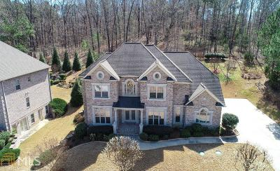 Stockbridge Single Family Home For Sale: 2413 Wild Oak Ct