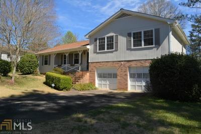 Kennesaw Single Family Home Under Contract: 720 Teague Dr