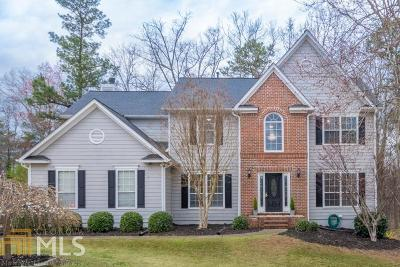 Flowery Branch Single Family Home New: 6243 Spring Lake Dr