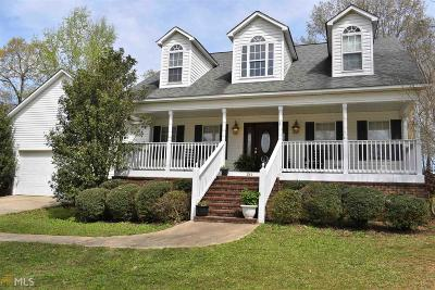 Milledgeville Single Family Home New: 241 Southern Walk Dr